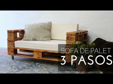 sofa con palet