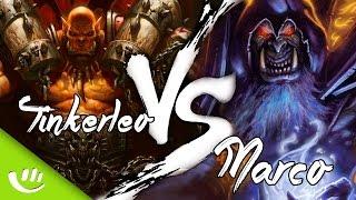 Hearthstone-Turnier - Vorrunde - Marco VS Tinkerleo (Wildcard)