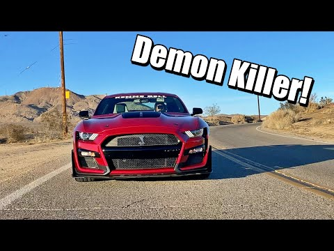2020 Shelby GT500 First Drive & Performance Review!!!