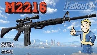 Fallout 4 M2216 Топ Оружие