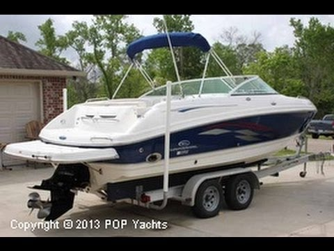 2005 Chaparral 230 SSI Travel Video
