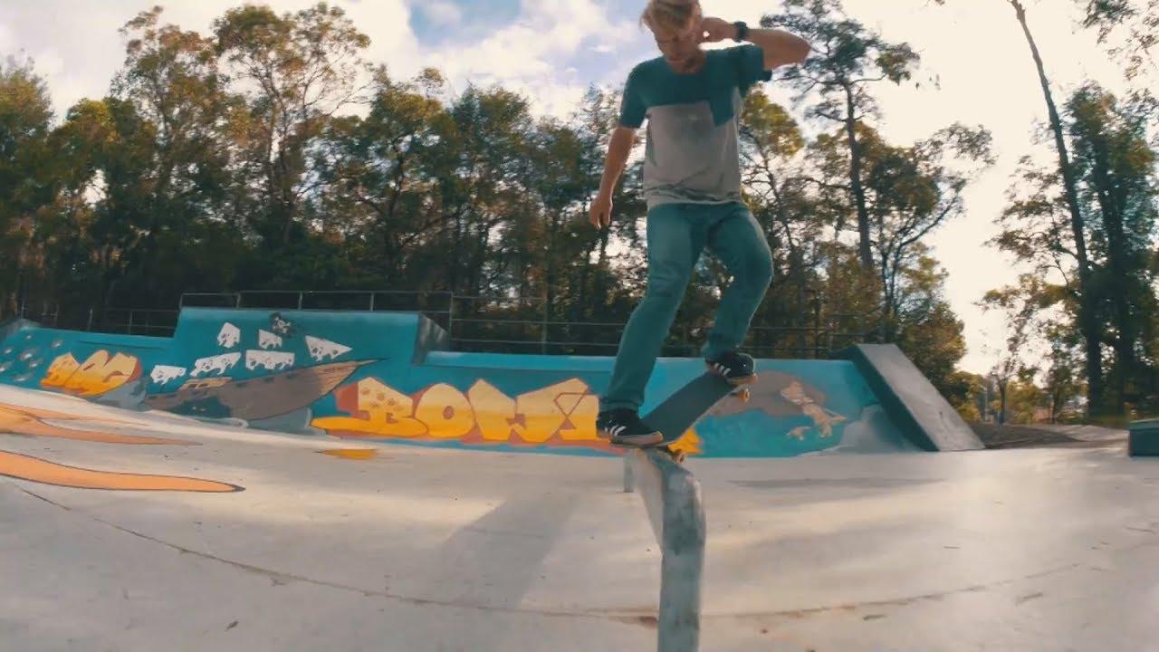 Amazing Skate Stunts 2018