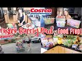 Absolutely Huge Costco Grocery Haul & Food Prep! Prepping for Freezer Meals!