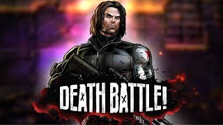 Winter Soldier Gets Armed for DEATH BATTLE!