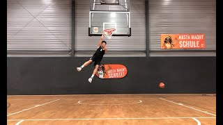 JAMMIN' RastAOK! Workout - Ballin' with Justin Onyejiaka