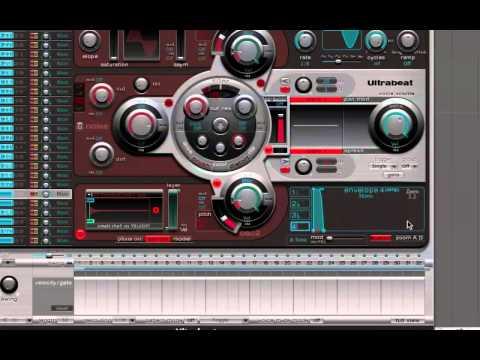 Logic Pro 9 - Ultrabeat Drag & Drop Samples Kit