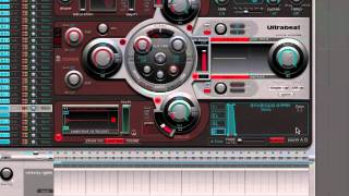 Logic Pro 9 - Ultrabeat Drag & Drop Samples Kit