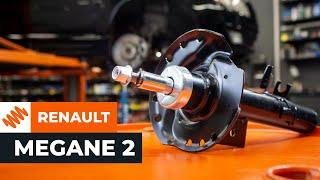 RENAULT MEGANE video tutoriály a návody na opravu - udržení vašeho auta v top stavu