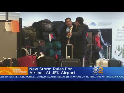 Crossing Confusion At JFK Airport from YouTube · Duration:  1 minutes 29 seconds