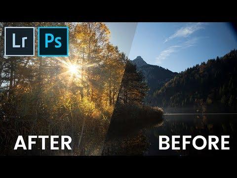 QE #31: Autumn Landscape Editing Workflow...