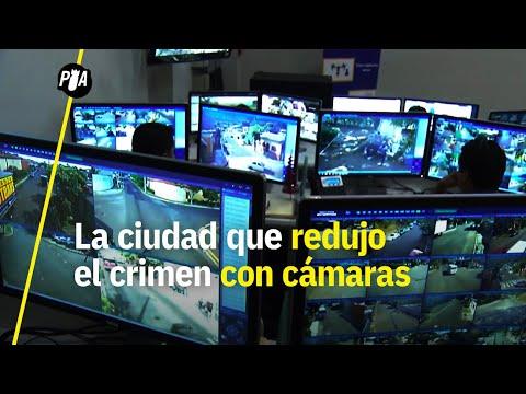 La ciudad de El Salvador que redujo el crimen a la mitad