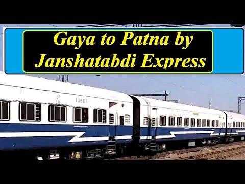 Gaya to Patna by Janshatabdi Express EA0061