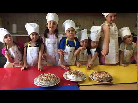 Ankara Ümitköy British Culture Fine Arts Kids - Tanıtım Video