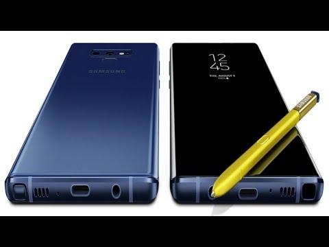 Samsung Galaxy Note 9 New Look, Official Introduction, Trailer, Specs, Features, Official