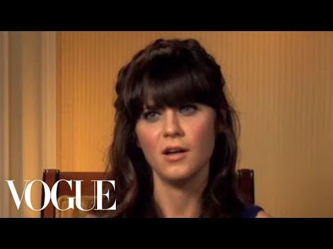 Zooey Deschanel † s Style and Fashion Influences