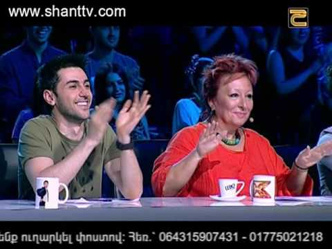 X-Factor4 Armenia-Auditions - The Best