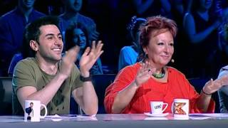 X Factor4 Armenia Auditions   The Best