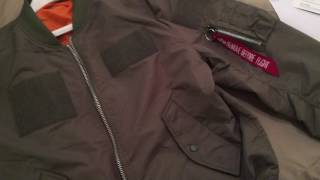 alpha industries spring 2017 l 2b flex flight jacket review bomber jacket review