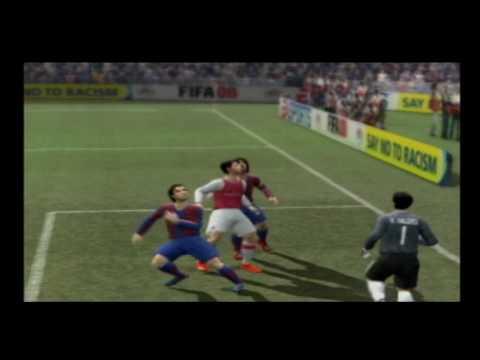 FIFA 08 Intro Playstation 2