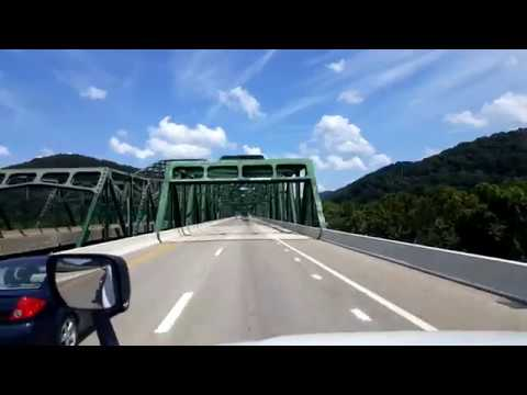 BigRigTravels LIVE! Chelyan, West Virginia to Canton, Ohio Interstate 77 North- August 9, 2017