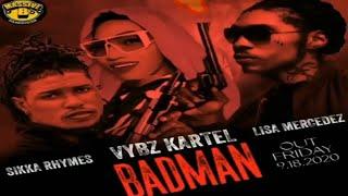 Vybz Kartel - B@dman New Song / Chronic Law React To Shabdon ACClDENT / King Richard New Song