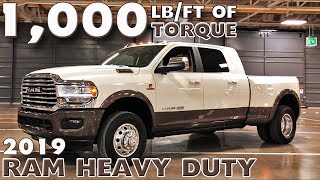 The 2019 Ram Heavy Duty is the new gold standard