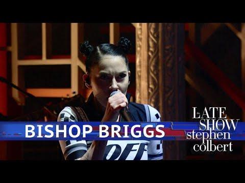 Bishop Briggs Performs 'White Flag'