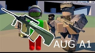 AUG A1-Recenze ROBLOX Phantom Forces /vastakon/