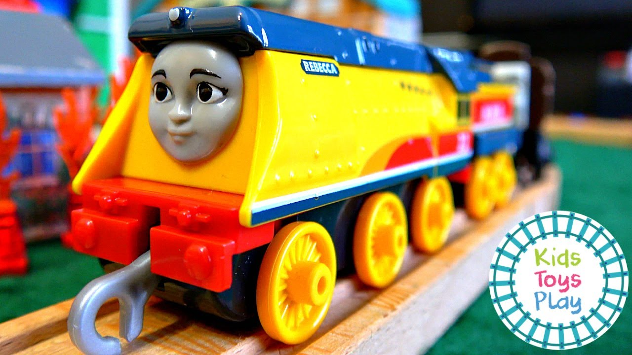 Thomas and Friends What Rebecca Does   Full Episodes Season 22