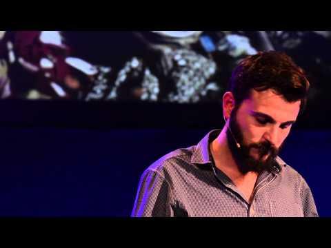 Surpassing comfort zone | Stylianos Papardelas | TEDxHeraklion