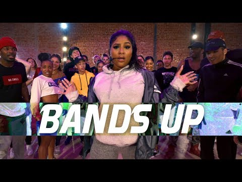 Candice - Bands Up | Phil Wright Choreography | Ig: @phil_wright_