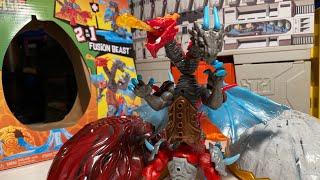 Mega Construx Breakout Beasts 2-in-1 Fusion Beast 2-1 Fusion Beast