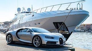 Bugatti Customer Owns 84 Cars - 15 Weird Car Facts