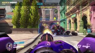 Overwatch Highligh Bastion Havana With Duo Duunboons 12-08-19 - Dsr 1431