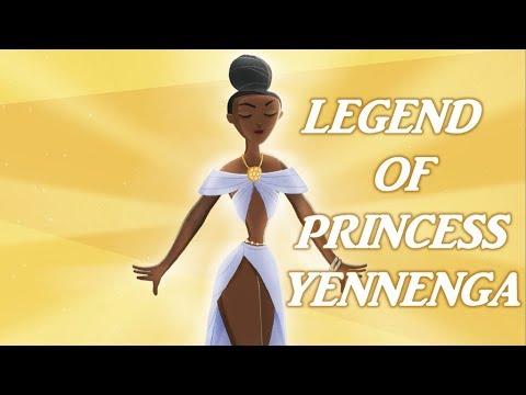 The Legend Of Princess Yennenga