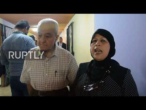 Iraq: Baghdad votes in first parliamentary election since IS defeat