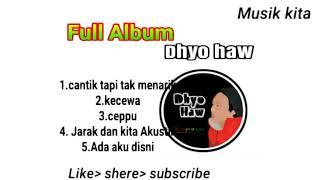 Gambar cover Album Dhyo hawa