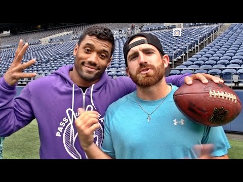 Thumbnail: Seattle Seahawks Edition ft. Russell Wilson | Dude Perfect