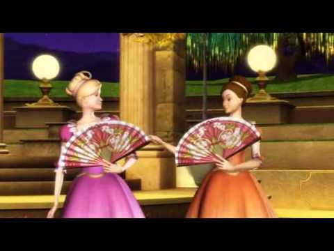 Barbie in the 12 dancing princesses clip5 youtube - Barbie and the 12 princesses ...