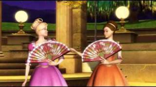 Barbie in the 12 Dancing Princesses clip5