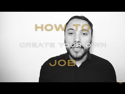 How To Create Your Own Job - Dan San TV EP 19