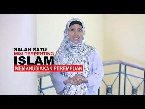 Misi Terpenting Islam Memanusiakan Perempuan - Dr Nur Rofiah