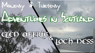 Adventures in Scotland // Part II // Monday & Tuesday -Fin Films (ft. Glen Affric and Loch Ness)