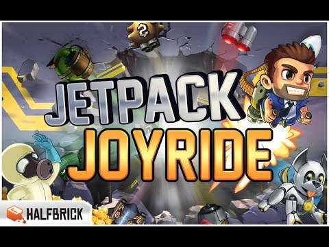 Jetpack joyride - реактивный ранец на Android ( Review)