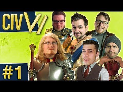 Civ VI: Season 8 #1 - Worst Start Ever