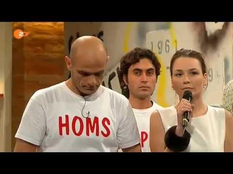 """Die Anstalt -  syrischer Flüchtlingschor """"Zuflucht"""" 18.11.2014"""