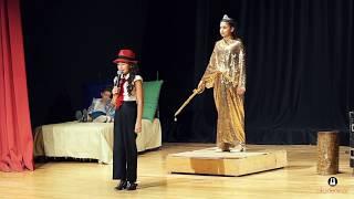 Drama ve Tiyatro Gösterisi (7-14 yaş)