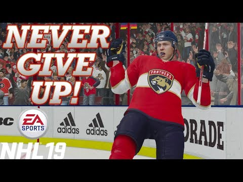 """NHL 19 Be a Pro #28 """"THE COMEBACK IS REAL!"""""""