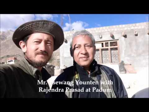 Gharat - a traditional water mill in Padum, Zanskar Valley, Ladakh