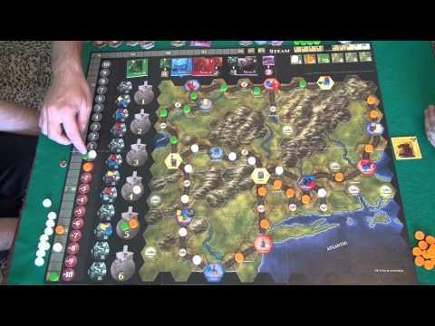 Steam - играем в настольную игру, Board Game